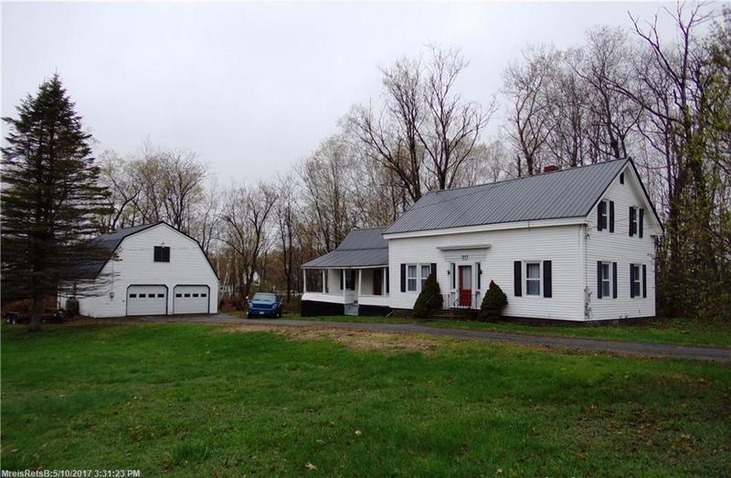 Circa 1860s farmhouse with tastefully done renovations this property is centrally located near shopping hospital the y sebec lake and peaks kenney