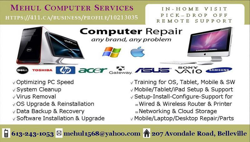 County weekly news classifieds computer servicerepair virus i am know computer very well and will provide support and help for any kind of windows or mac issue including setup installation tutorial greentooth Choice Image